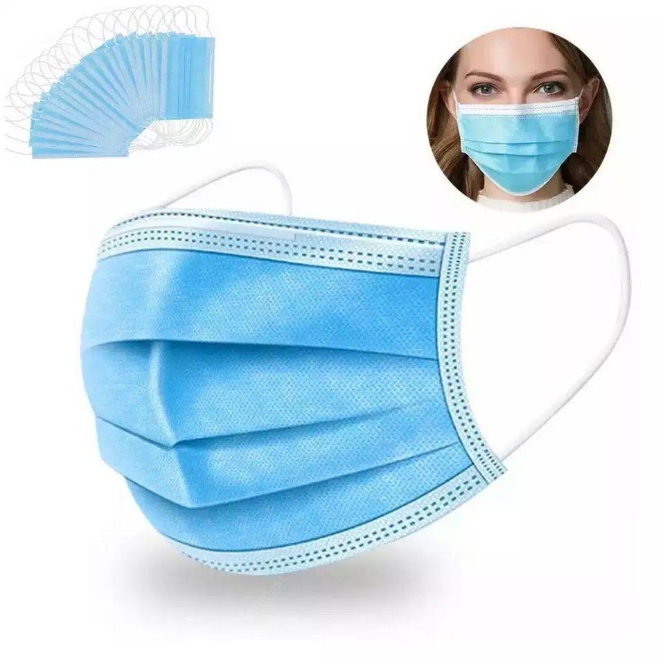 masque anti jetable
